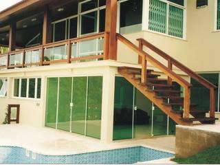 Florianópolis - Baia Sul por Osvaldi Elias - Reformas e Construções Moderno