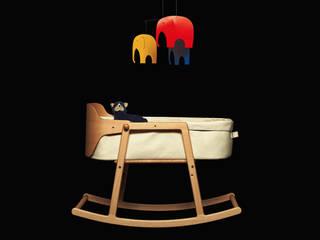 mor cradle chair: 石田和人デザインスタジオが手掛けたです。,