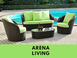 Budget Garden Furniture Singapore: classic  by Arena Living,Classic