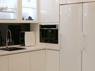 Кухонные блоки в . Автор – ДЕНЬ project