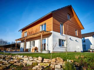 Haus am See:  Häuser von PassivHausPartschefeld
