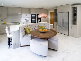 John Ladbury kitchen in Hertfordshire by John Ladbury and Company Classic