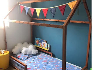 Attitude Nursery/kid's roomAccessories & decoration Gỗ Blue