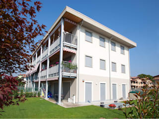 Condominio in legno a Milano, Carugate di Novello Case in Legno Classico