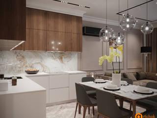 Artichok Design Kitchen units Brown