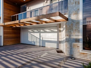 Casas de estilo moderno de RHAJA ARQUITETURA Moderno