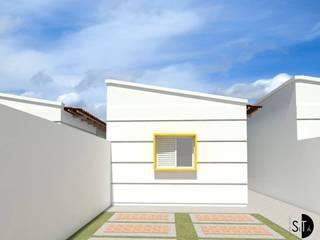 Condominio Residencial Four: Casas familiares  por Sitá Arquitetura e Urbanismo,Moderno