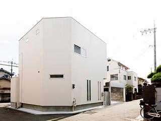 Modern home by コンフォート建築設計工房 Modern