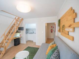 Sala:   por YS PROJECT DESIGN,Escandinavo