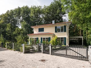 od wir leben haus - Bauunternehmen in Bayern Śródziemnomorski