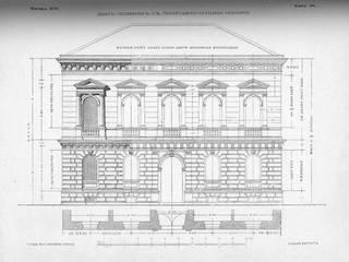 Проекты фасадов от Реставратор Классический