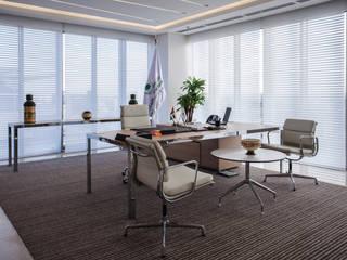 Jordan Dubai Islamic Bank - Interior :   by 2K Architects Planners Engineers