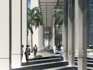 ATAD Office Building by 2K Architects Planners Engineers