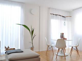 Salon scandinave par BGP studio Scandinave