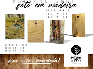 Fotografia em Madeira por Natural Craft - Handmade Furniture