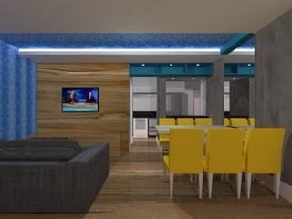 Residencia DS - São Paulo por BATISTA & ROCCA projeto gerenciamento consultoria e construções