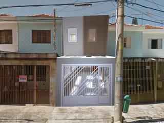 Residencia dos sonhos por BATISTA & ROCCA projeto gerenciamento consultoria e construções Moderno