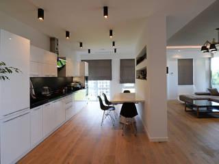 Kitchen by metrixdesign, Modern