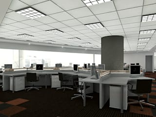 Soluciones Técnicas y de Arquitectura Modern offices & stores
