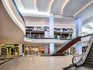:  Shopping Centres by Spegash Interiors