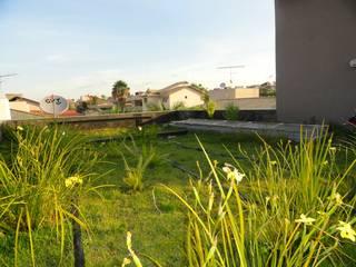 Плоские крыши в . Автор – Costa Lima Arquitetura Design e Construções Ltda,