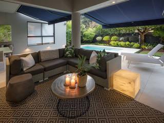 Spegash Interiors Modern terrace