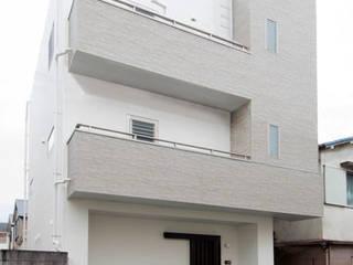 鉄骨造3階建てのリノベーションリフォーム の 株式会社ハウスプラン