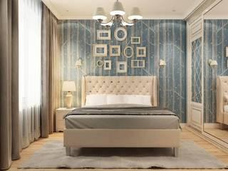 Небольшой Прованс: Спальни в . Автор – ivonindesign