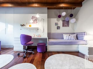 Modern nursery/kids room by 4ma projekt Modern