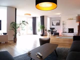 Wohnraumplanung Moderne Wohnzimmer von Atelier Feynsinn | Innenarchitektur Modern