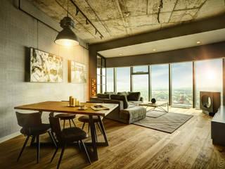 VIVINO Salas de estilo industrial