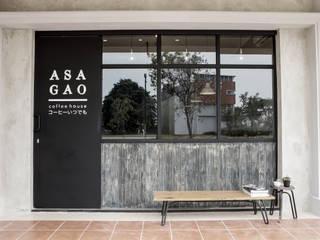 ASAGAO: Restoran oleh EINHAUS, Modern