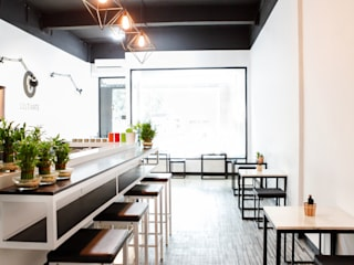 CULTIVATE COFFEE SHOP EINHAUS Gastronomi Minimalis