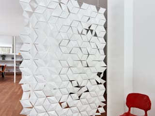 THE MOST STYLISH HANGING ROOM DIVIDER SCREEN IS HERE de Bloomming Moderno