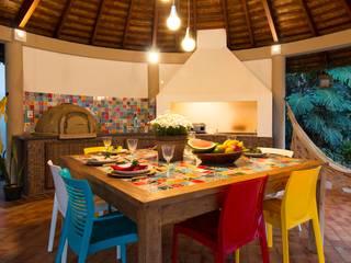 IZI HOME Interiores Balconies, verandas & terraces Furniture