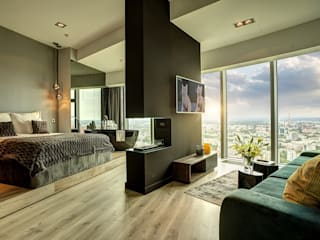 VIVINO 现代客厅設計點子、靈感 & 圖片