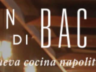 PAN DI BACCO Gastronomía de estilo moderno de Grupo Boru Hatti Moderno