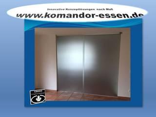 Schiebetüren nach Maß:   von Komandor Essen Schiebetüren Studio Jarosch Siegfried