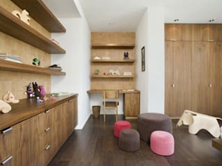 Bima Residence Kamar Bayi/Anak Gaya Skandinavia Oleh Budi Setiawan Design Studio Skandinavia