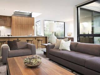 Bima Residence Ruang Keluarga Gaya Skandinavia Oleh Budi Setiawan Design Studio Skandinavia