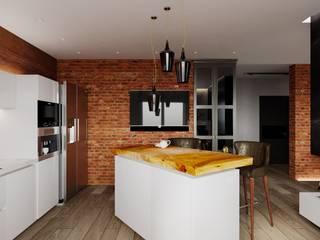 ДизайнМастер Dapur Modern Brown
