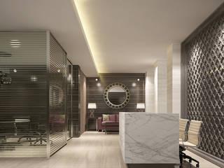 MG Office Oleh Budi Setiawan Design Studio