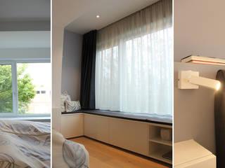 Modern style bedroom by Celia Kunst_Architektur und Raumplanungen Modern