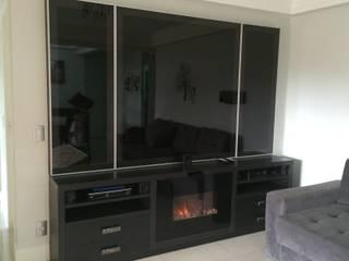 Apartamento 103m2 - Santana Zona Norte /SP Salas de estar modernas por STUDIO SPECIALE - ARQUITETURA & INTERIORES Moderno