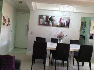 Apartamento 103m2 - Santana Zona Norte /SP Salas de jantar modernas por STUDIO SPECIALE - ARQUITETURA & INTERIORES Moderno