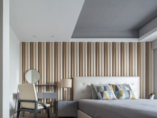 Asian Casa :  Bedroom by Another Design International