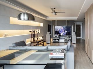 Asian Casa : asian Living room by Another Design International