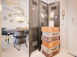 Querido Mudei a Casa - Ep 2607: Corredores e halls de entrada  por Santiago | Interior Design Studio