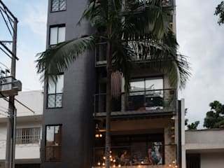 Moderne Bars & Clubs von PLANTA BAJA ESTUDIO DE ARQUITECTURA Modern