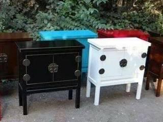 Muebles Chinos confección Chilena:  de estilo  por decorativa.cl, Asiático